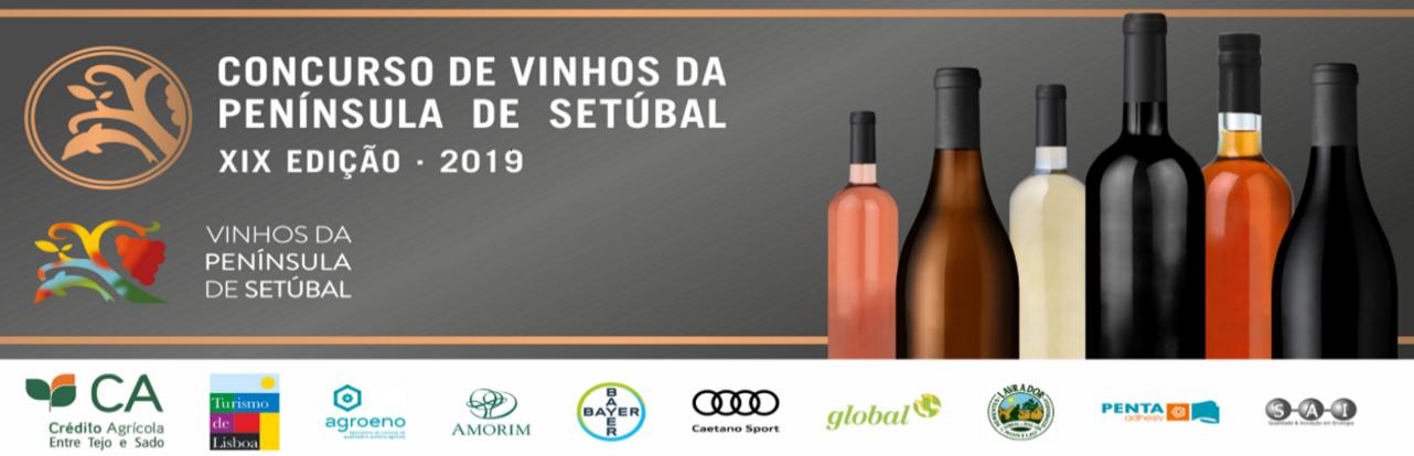 XIX Concurso dos Vinhos da Península de Setúbal 2019