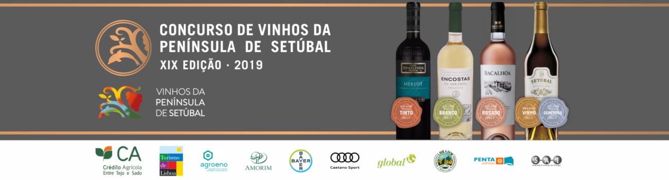 Os Vencedores dos XIX Concurso dos Vinhos da Península de Setúbal