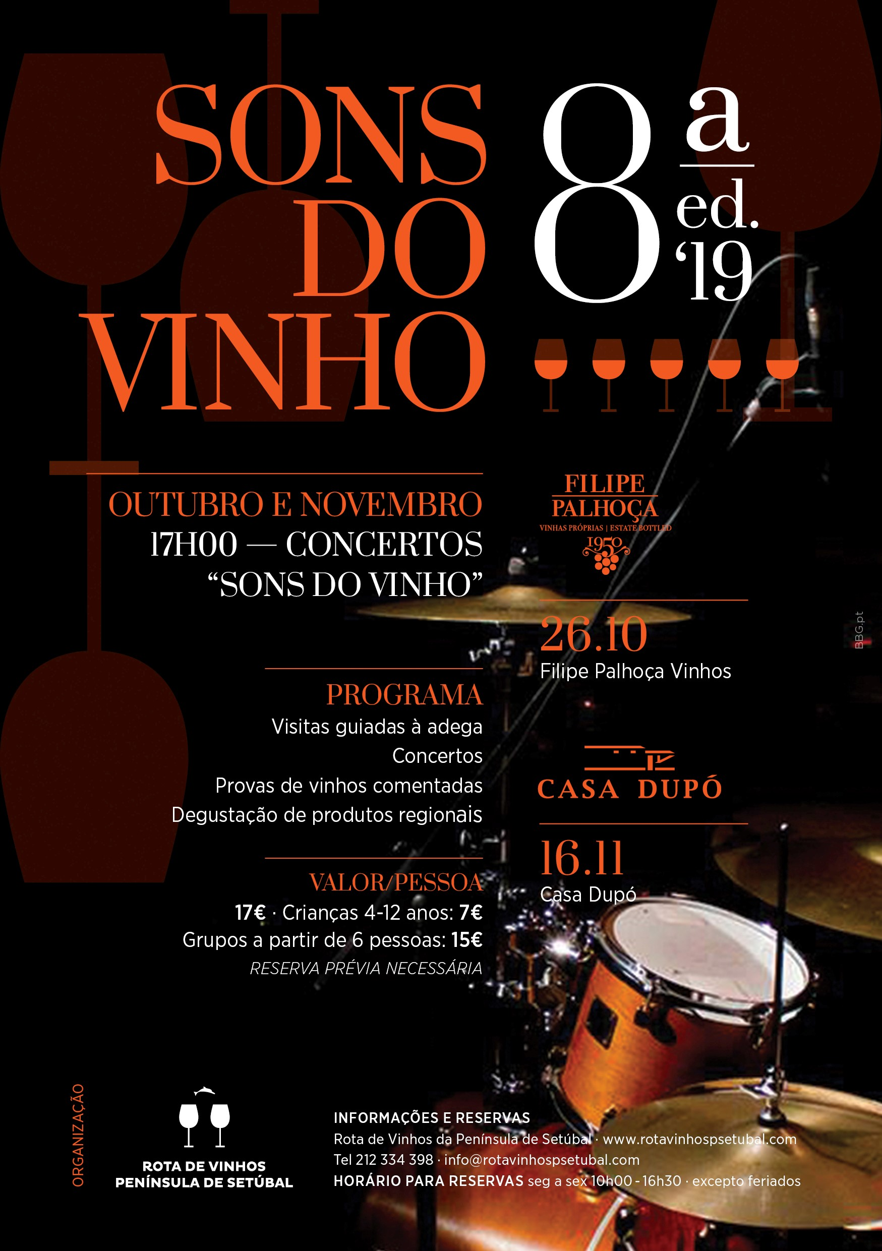 Sons do Vinho 2019